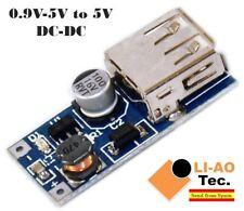 0.9V-5V to 5V DC-DC USB Voltage Converter Step Up Booster Power Supply Module
