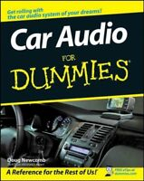 Car Audio For Dummies, Paperback by Newcomb, Doug; Mettler, Mike (FRW), ISBN-...