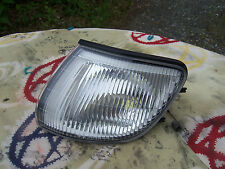 Delica front headlight indicator ,white background Left