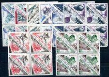 Mónaco porto 1953 42-57 estampada en el viererblock muy bonito 400 € + + (s8057