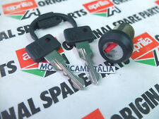APRILIA SR50 SR 50 serratura sella chiavi SEAT SADDLE LOCK key RS50 EXTREMA