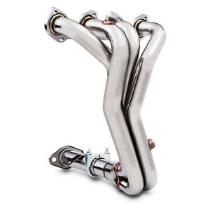 4-1 STAINLESS STEEL SPORT EXHAUST MANIFOLD FOR PEUGEOT 106 1.4 1.6 PHASE II