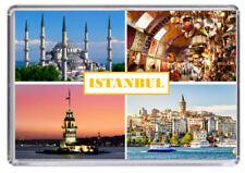 Istanbul Turkey Fridge Magnet 03