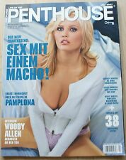 Penthouse - 07/2007 - Hanna - Andie - Christin - Janella - Woody Allen - Pamplon