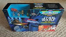 Micro Machines Star Wars R2-D2 /Jabba's Palace Playset New in Package