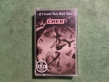 Cher. If I Could Turn Back Time. Cassette Single. 1989. Made In Australia