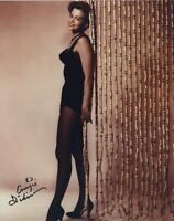 ANGIE DICKINSON SIGNED AUTOGRAPHED COLOR 8X10 PHOTO