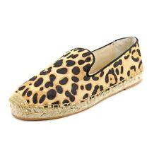 Women's Suede Espadrilles Shoes