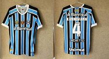 Grêmio Home football shirt 2018/2019 Jersey Umbro Soccer Brazil # 4 Kannemann