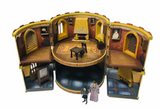 Harry Potter Room of Requirements & Gryffindor Common Playsets Bundle & Figures