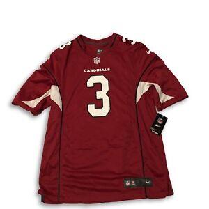 NWT New #3 Carson Palmer Arizona Cardinals Nike Large Game Football Jersey