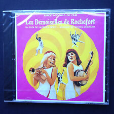 DEMOISELLES DE ROCHEFORT Film Soundtrack OST CD Michel Legrand Deneuve Dorléac