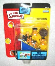 The Simpsons - The Octuplets (MOC) - 100% complete (Playmates)