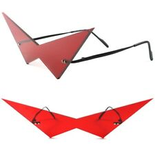 Small Tengen Toppa Gurren Lagann kamina Costume Cosplay Anime RED Sun Glasses