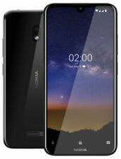 "NOKIA 2.2 TA-1188 DS BLACK 5.7"" HD+ 2GB RAM 16GB FACTORY UNLOCKED DUAL SIM #"
