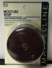 Maybelline Moisture Whip Loose Powder MEDIUM 0.90 oz / 25.5 g