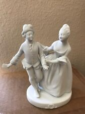 Vintage Gerold Porzellan Bavaria Dresden Figurine Of A Man And Woman
