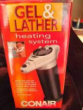Conair Hot Shave System Face Legs Heats Gel Lather Sm Lrg Cans NIB New Guys Gals
