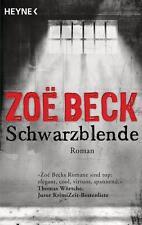 Zoe Beck - Schwarzblende