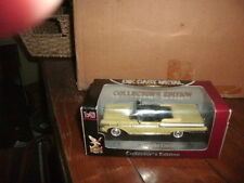 Mercury Turnpike Cruiser (1957) 1:43 diecast model. RARE!! VINTAGE!!! new in box