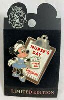 Disney Disneyland Limited Edition Minnie with First Aid Kit Nurses Day 2006 Pin