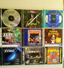 Old Windows Cd Computer Games Lot