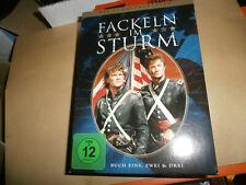 Fackeln im Sturm - Die Sammleredition (2008), gut erhalten, nie benutzt, 6 DVD