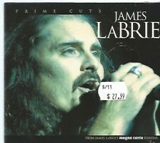 JAMES LABRIE  -  PRIME CUTS.   /   DIGIPAK.   IMPORT.   MAGNA CARTA SESSIONS.