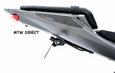 Yamaha YZF-R125 2014-2017 R&G RACING black tail tidy licence number plate holder