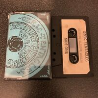 OZRIC TENTACLES - SLIDING GLIDING WORLDS (RARE UK CASSETTE TAPE)