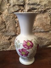 alte große Vase Porzellan Lettin guter Zustand