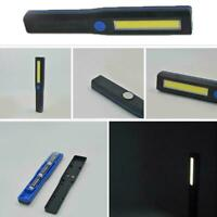 COB LED Magnetic Work Light Inspection Torch Lamp Flexible Cordless