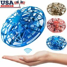 UFO Flying Ball Hand-Controlled Induction Levitation RC Drone Helicopter Toys US