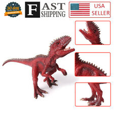 Giganotosaurus Dinosaur Figure Educational Toy Model Christmas Gift for Boys