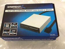 Sabrent USB 3.0 7-Slot Internal Card Reader CR-UIN3