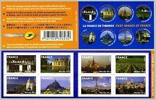 Bande Carnet BC329 - La France en timbres - 2009