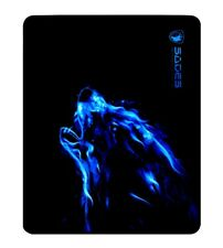 SADE Gaming Mouse Pad /Mat Smooth Surface Stitched Edges 300 x 250 x 3mm Big