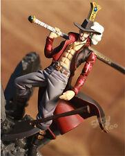 Scultures Vol.2 One Piece POP Zoukeio Eye Mihawk Hawk PVC Figure Figurine new