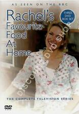 RACHEL'S FAVOURITE FOOD AT HOME. 3 DVD BOX-SET