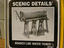 Woodland Scenics Ho #241 - Branch Line Water Tower