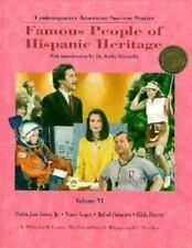006: Famous People of Hispanic Heritage: Pedro Jose Greer, Jr, Nancy Lopez, Raf