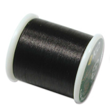 Black Beading Thread 43337 55 yds