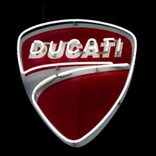 "New Ducati Italian Motorcycles Auto Neon Light Sign 20""x16"" Beer Gift Bar"