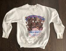 1988 NBA All Star Game vintage sweatshirt M Michael Jordan Magic Bird Barkley
