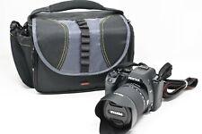 PENTAX K-S2 20.1MP Digital SLR Camera With 18-135mm lens + Bag-Excellent