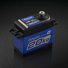 Power HD Waterproof 4.8-6.6V Super Torque Digital Servo Crawler RC Cars #LW-20MG