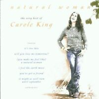 King, Carole - Natural Woman - The Very Best Of CAROLE KING NUEVO CD