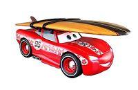 NEW Pixar Disney Cars Lightning McQueen Die Cast Car 1:18  Artist Series Hawaii