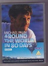 Michael Palin Around The World In 80 Days (DVD, 2003, 3-Disc Set, Box Set) BBC