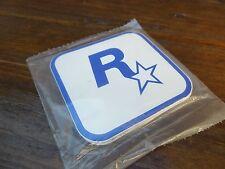 $ $ $ $ Rockstar Games Sealed packet de huit couleurs différents Vinyle Autocollants $ $ $ $